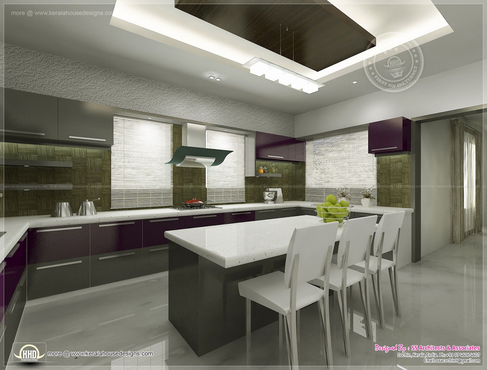 [ Kitchen Interior Views Ss Architects Cochin Home Kerala Plans Kitchen  Interior Views Ss Architects Cochin Home Kerala Plans ]   Best Free Home  Design Idea ...