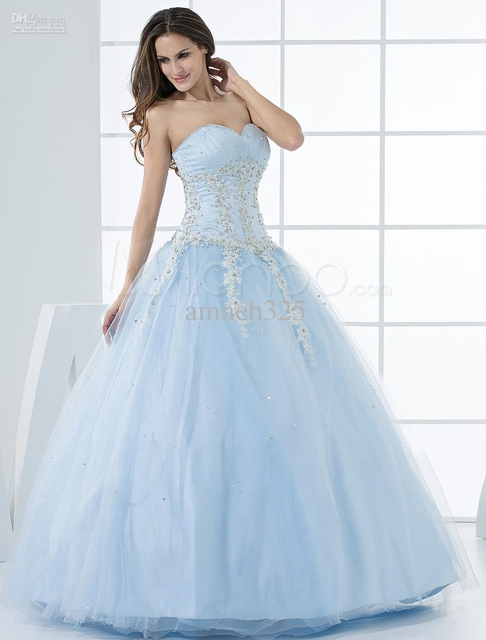 Net Gown | Beautiful dresses | Pinterest | Sweetheart dress, Baby ...