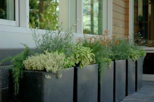 Art Planters porch