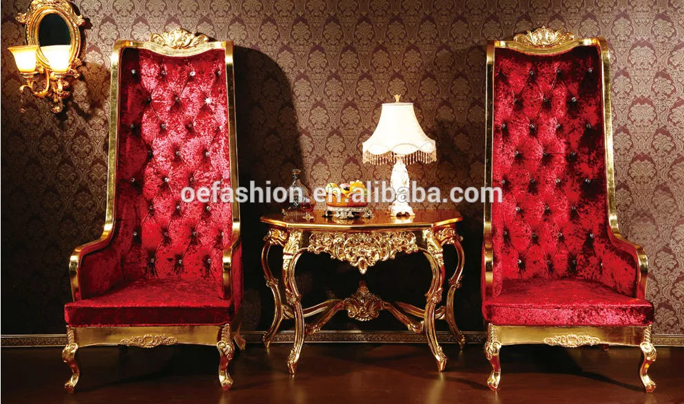 Oe Fashion Wholesale Cheap High Back Queen King Throne Chair For Rental Wedding Party View Hotel Lobby Chair King Throne Chair Throne Chair Hotel Lobby Chairs