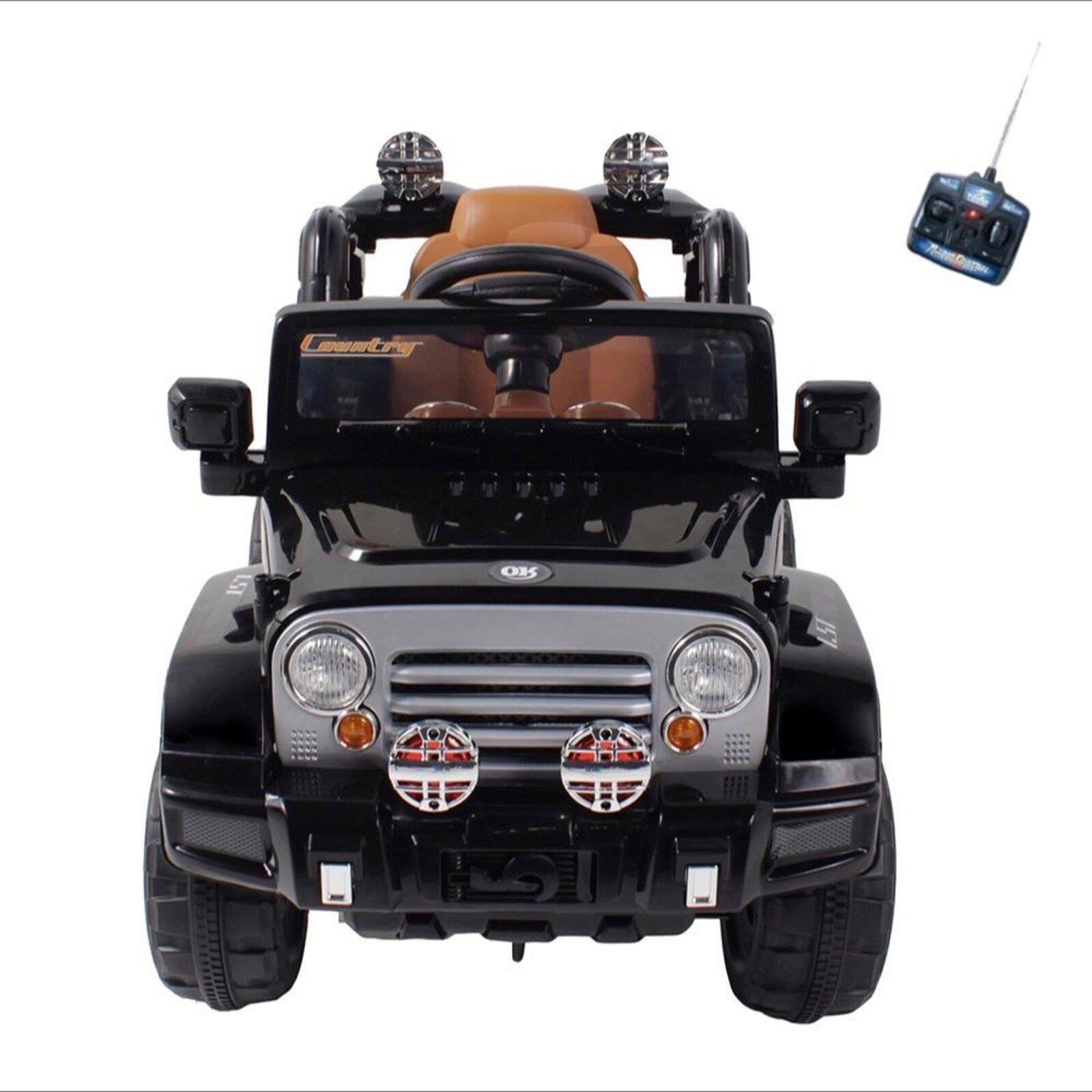 Carro Bel Brink Infantil Eletrico Jipe Trilha 12v Com Controle