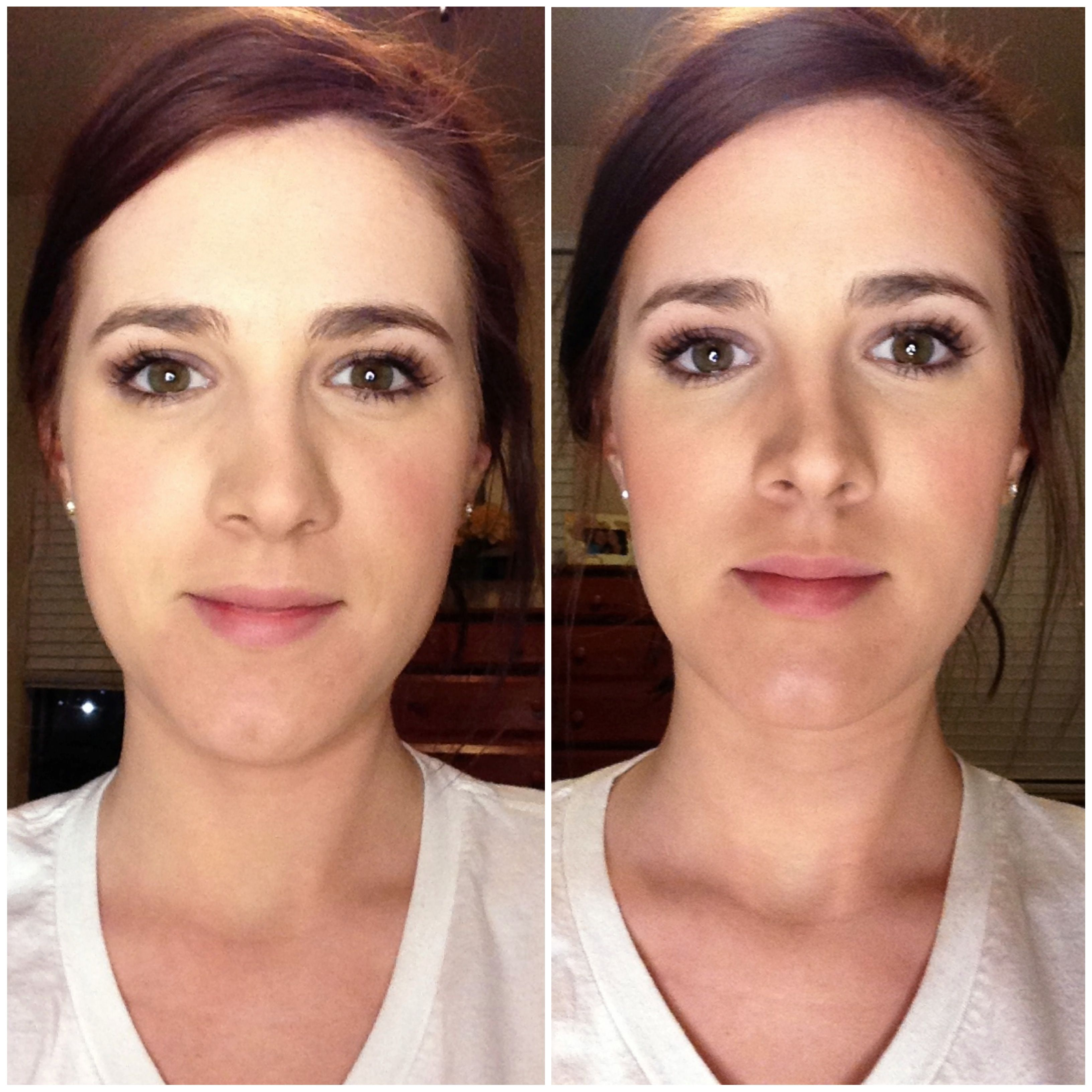 image result for how to contour crooked nose | makeup | nose