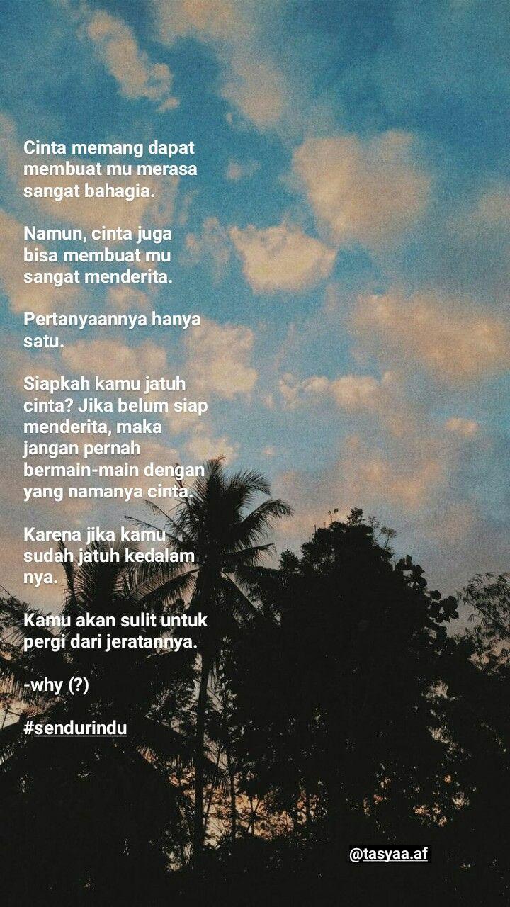 Quotes Bucin Senja Ayuk Move On Jatuh Cinta Kutipan Jatuh