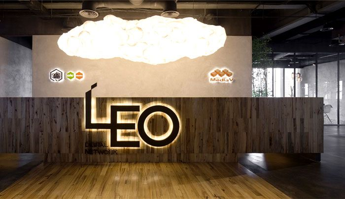 LEO Office by LLLab Studio \u2013 #office, office design, office space