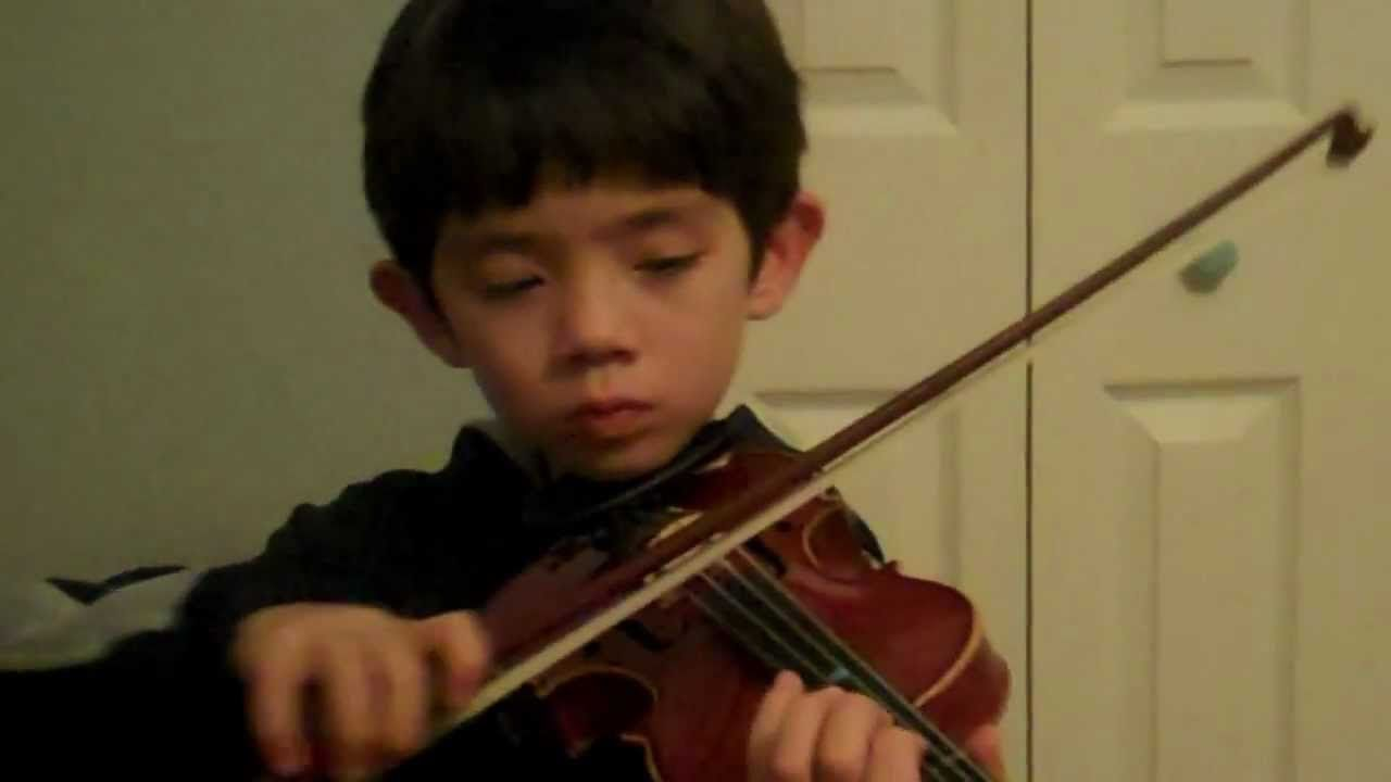 Pin On Young Violinists 6yr 10mo Old