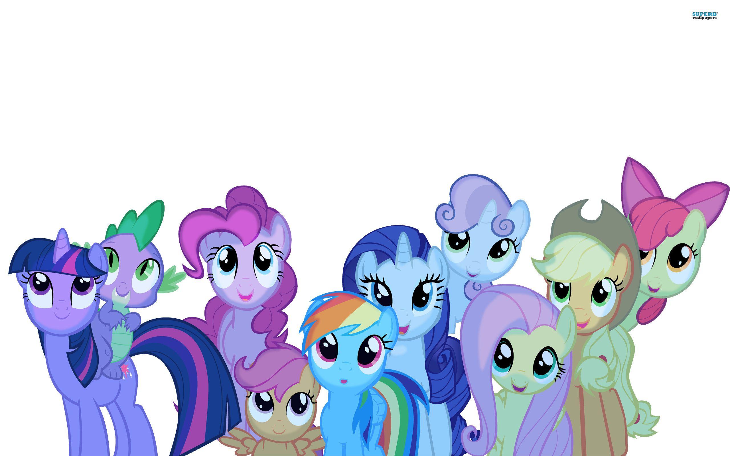 My Little Pony Friendship Is Magic Wallpaper My Little Pony