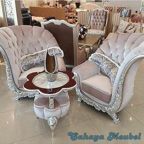 Kursi Teras Indoor Mewah Ukir  #KursiTeras Kursi Teras Indoor Mewah Ukir #furnitureonlinestore