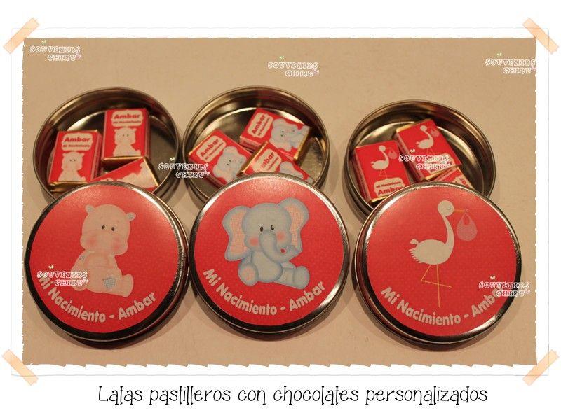www.facebook.com/souvenirs.chiru souvenirs nacimiento personalizados.