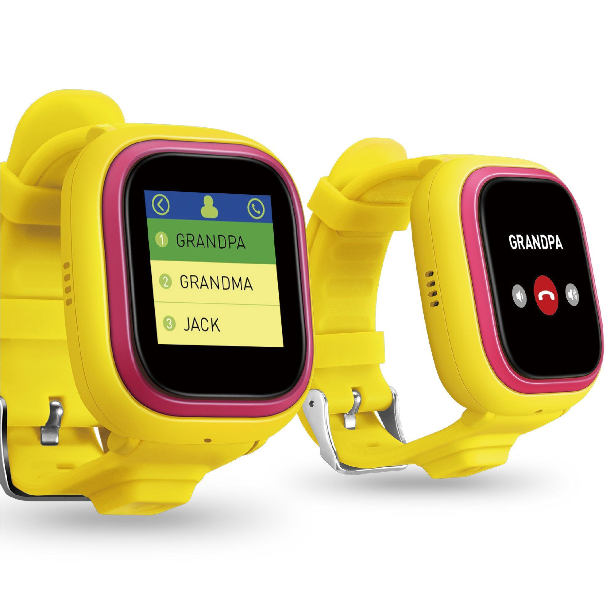 NEW TickTalk 2 0 Touch Screen Kids Smart Watch GPS Phone watch Anti