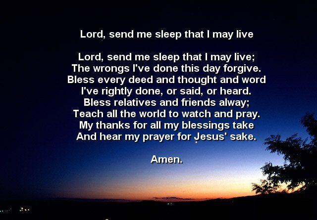 Short Christian Prayer Christian Prayers Prayer Pictures Prayers