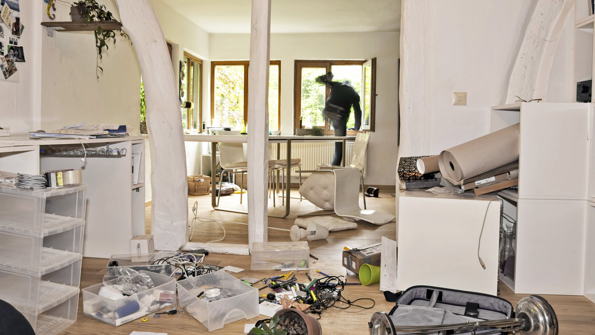What I Learned When Burglars Broke Into My Home   Home ...