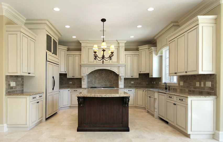 35 Beautiful White Kitchen Designs With Pictures Designing Idea Antique White Kitchen Off White Kitchen Cabinets Luxury Kitchen Design