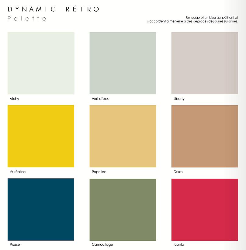 un rouge et un bleu qui p tillent et s 39 accordent merveille des d grad s de jaunes surann es. Black Bedroom Furniture Sets. Home Design Ideas