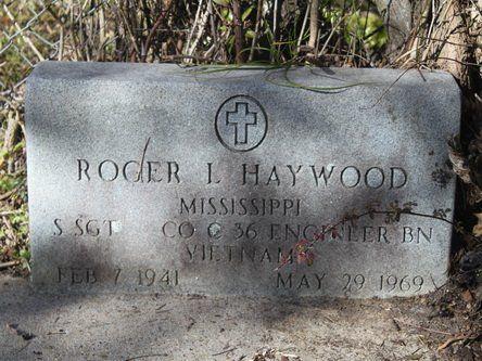 Steve Wightman @stevewightman1 3m3 minutes ago  Honoring #USArmy SSgt Rogers Lemander Haywood, died 5/29/1969 in South Vietnam. Honor him so he is not forgotten.  (33) Twitter