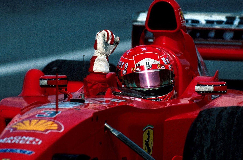2000 Malaysia Ferrari Michael Schumacher