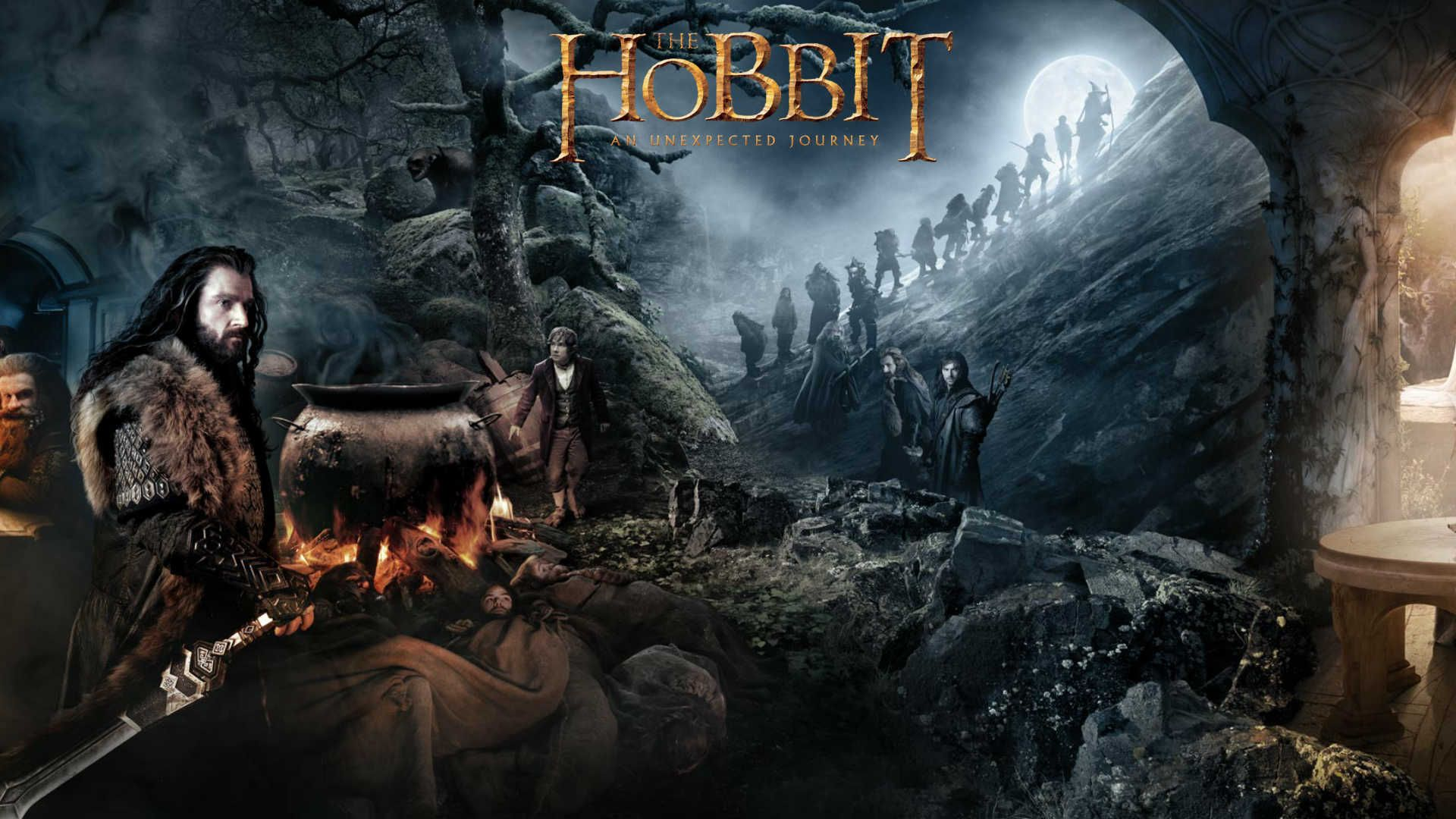 Mobile And Desktop Wallpaper Hd The Hobbit Hobbit An Unexpected Journey The Hobbit Movies