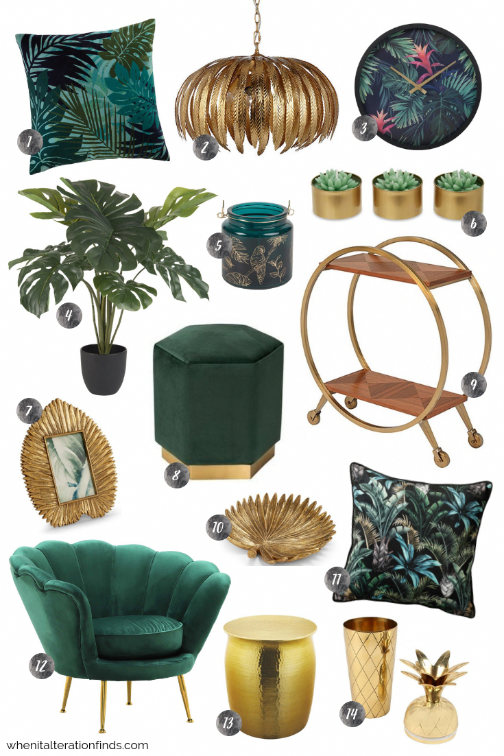 Green And Gold Living Room Tropical Velvet Luxury Home Decor Ideas When It Alteration Finds Livingroomdesign Gold Living Room Decor Living Room Green