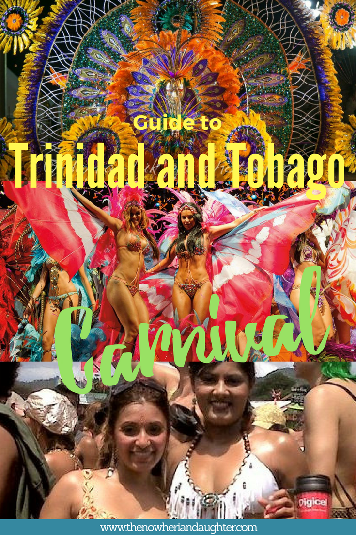 Consider, that Trinidad and tobago carnival