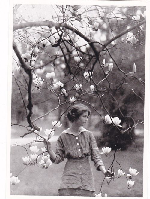 Edna St. Vincent Millay, June 1914 by an unknown photographer.