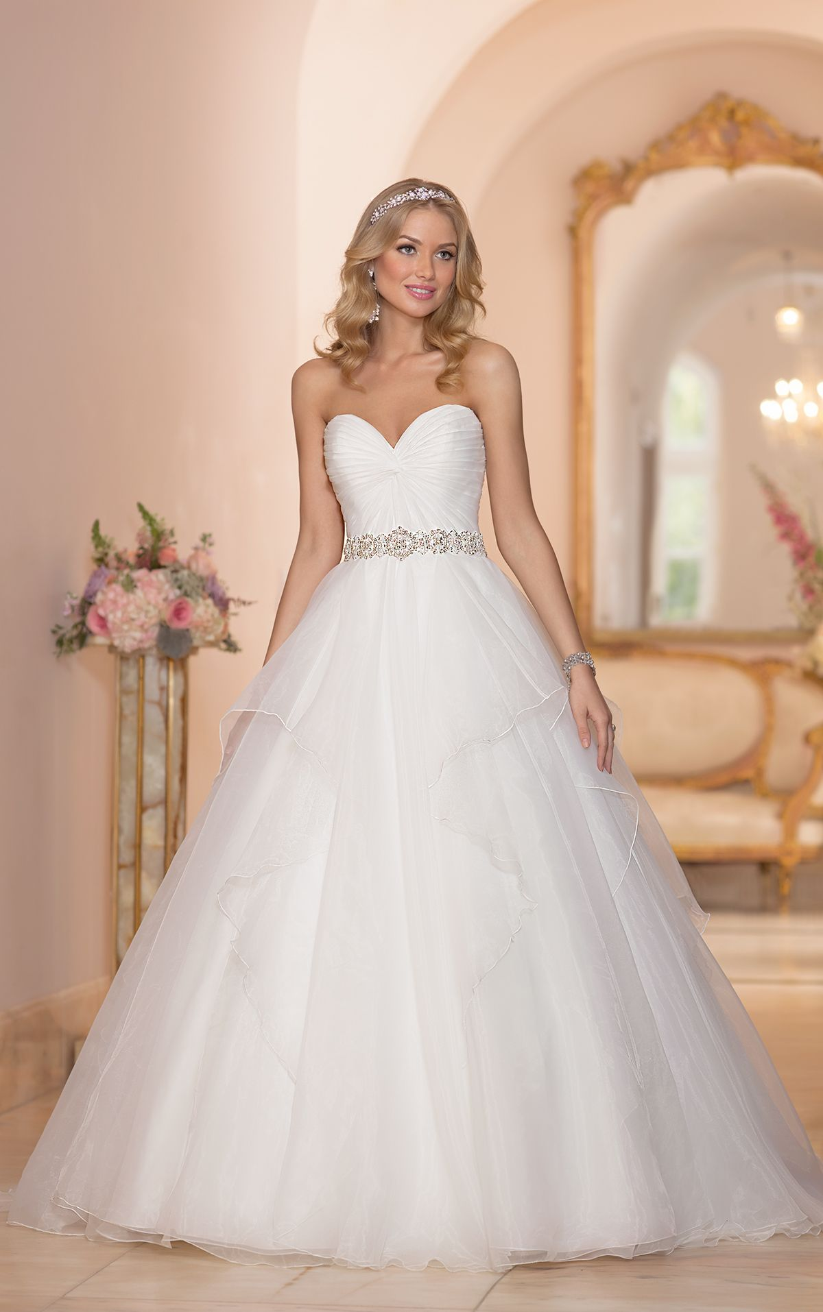 Stella York 5989 Didn T Think I D Like A Ballgown But This Is Amazing On