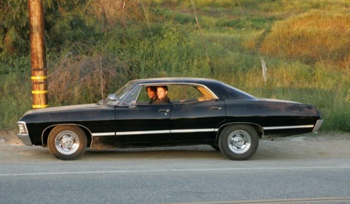 Pin By Lunaortiz Xo On Supernatural Supernatural Impala 1967