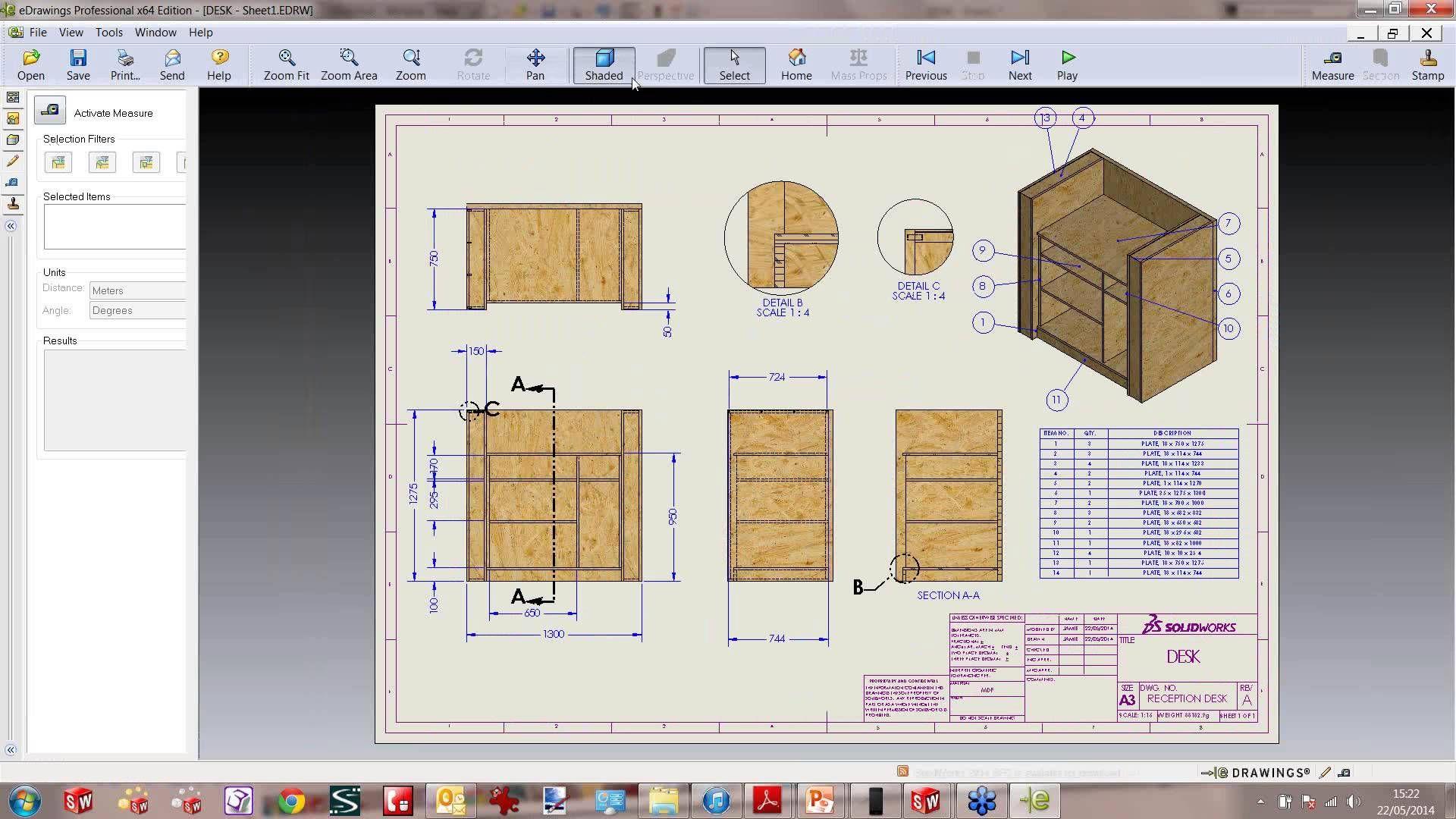 . Designing Furniture in SolidWorks   Furniture   Furniture  Design