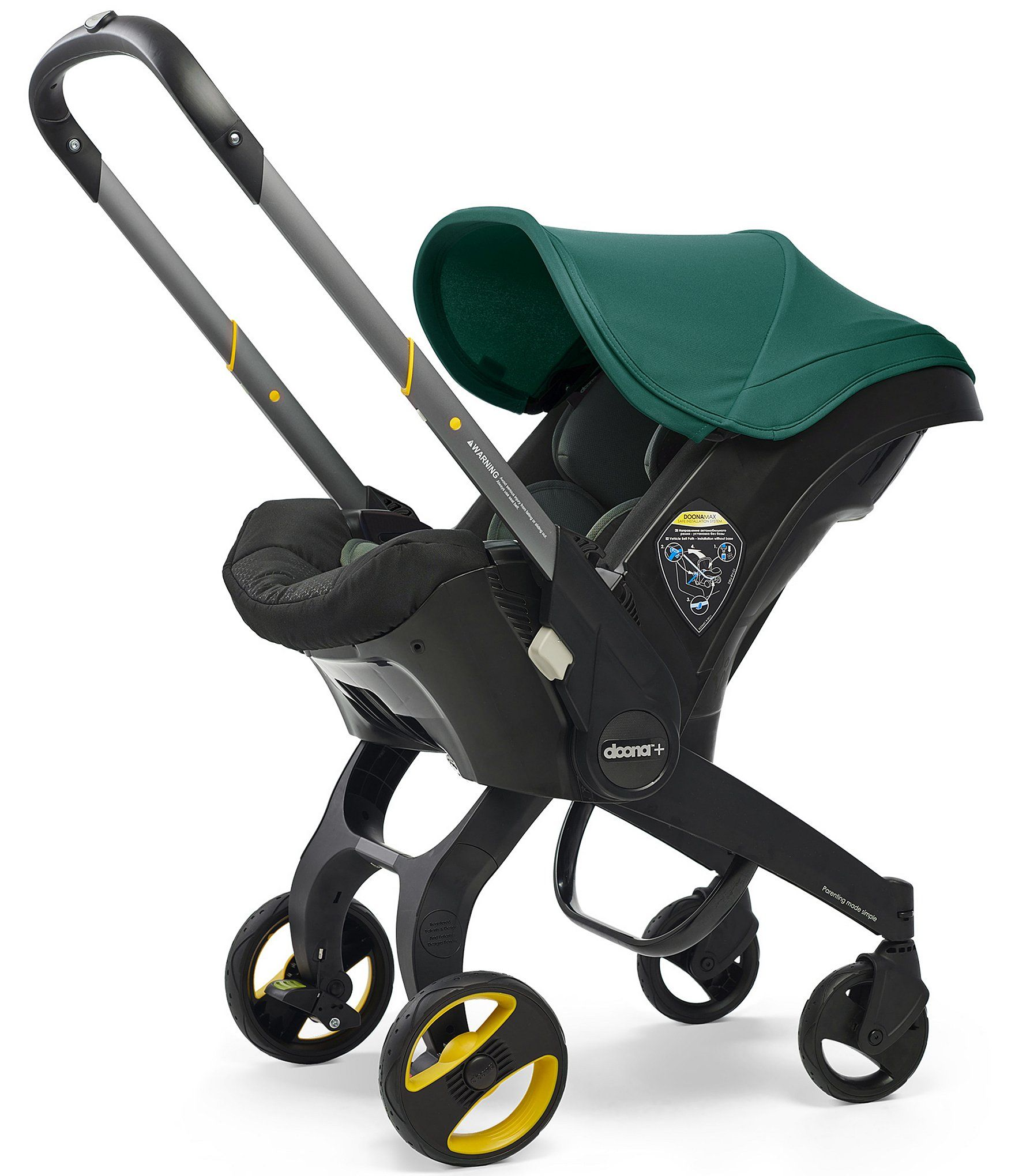 Doona Infant Convertible Car Seat and Stroller Nitro