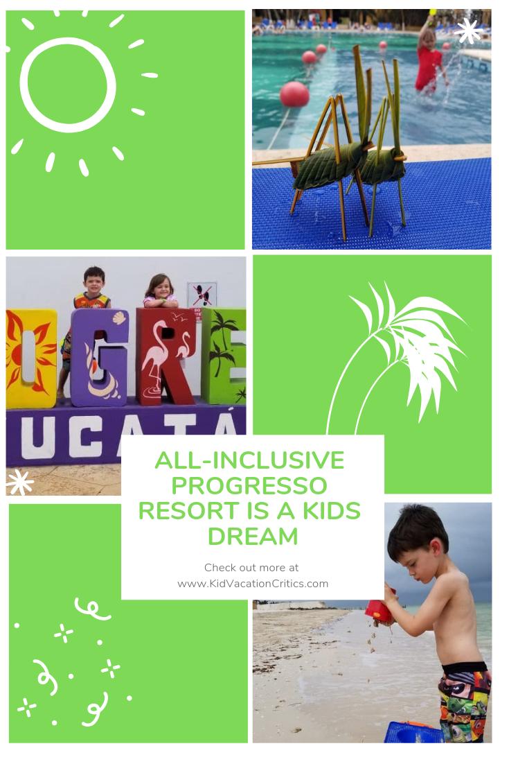 Carnival Cruise Excursion: All Inclusive Resort, Progreso
