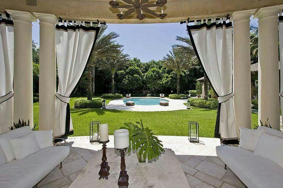 Idee Per Arredare Il Patio : Pin by monica mitchell on intⒺriⓄr dⒺcⓄrating pinterest giardino