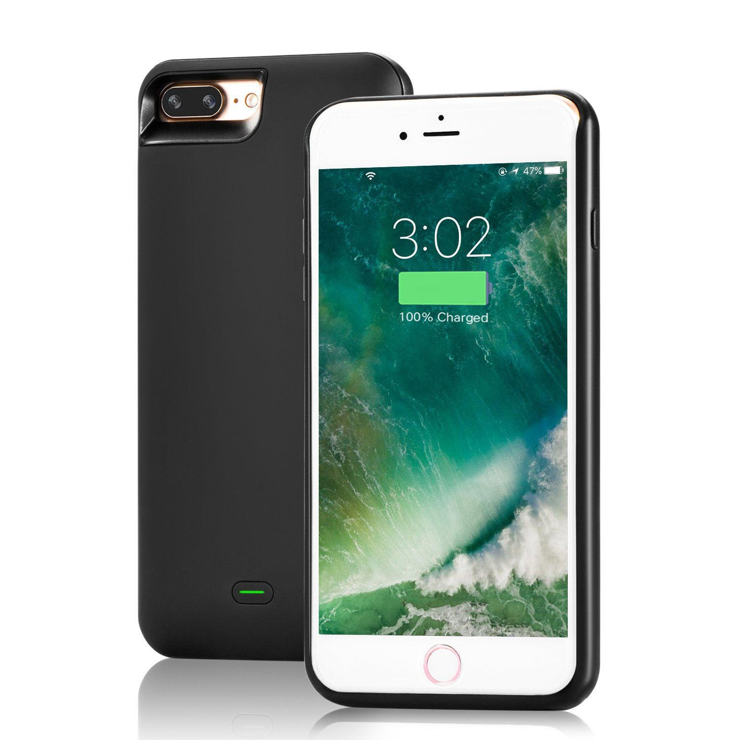 Cell phones amp accessories gt cell phone accessories gt chargers - Iphone 7 Battery Case Oldboy Iphone 7 Charger Ultra Slim Ios 10
