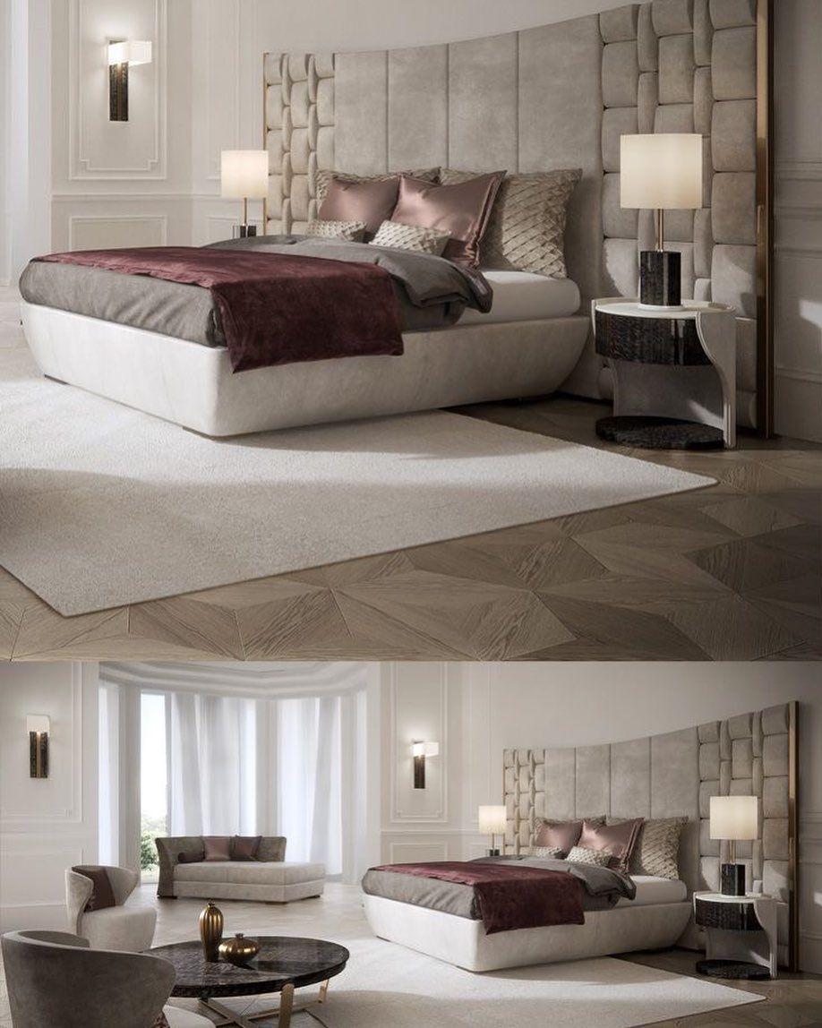 غرف نوم 2020 مودرن نأتى إليكم بكل ما هو جديد ومميز نعرض لكم Modern Bedroom Bedroom Design Modern Bedroom Design