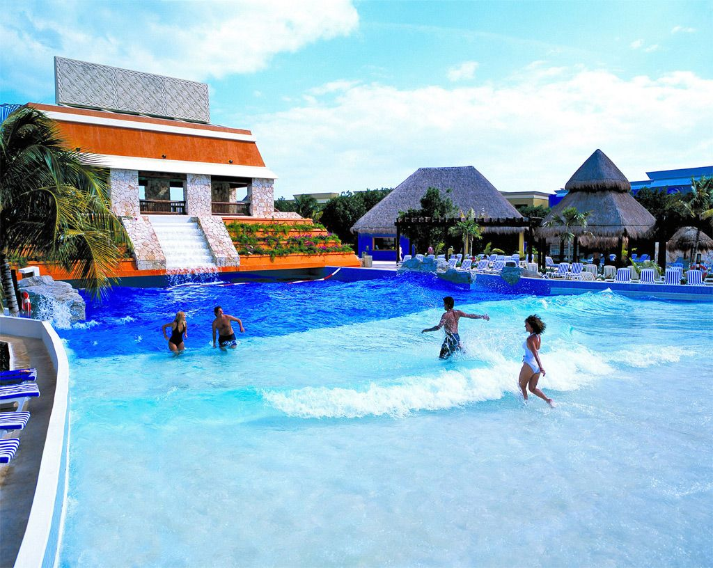 Iberostar paraiso maya 5 star all inclusive resort for 5 star family all inclusive resorts