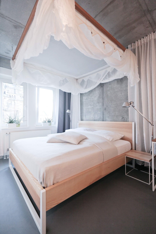 Green Residence Apartments Im Loft Design Design By N51e12 Bauhausdesign Bauhaus Massvizholz Mobel Stahl Individuell Solebich Produktdesign Wohnen Bett