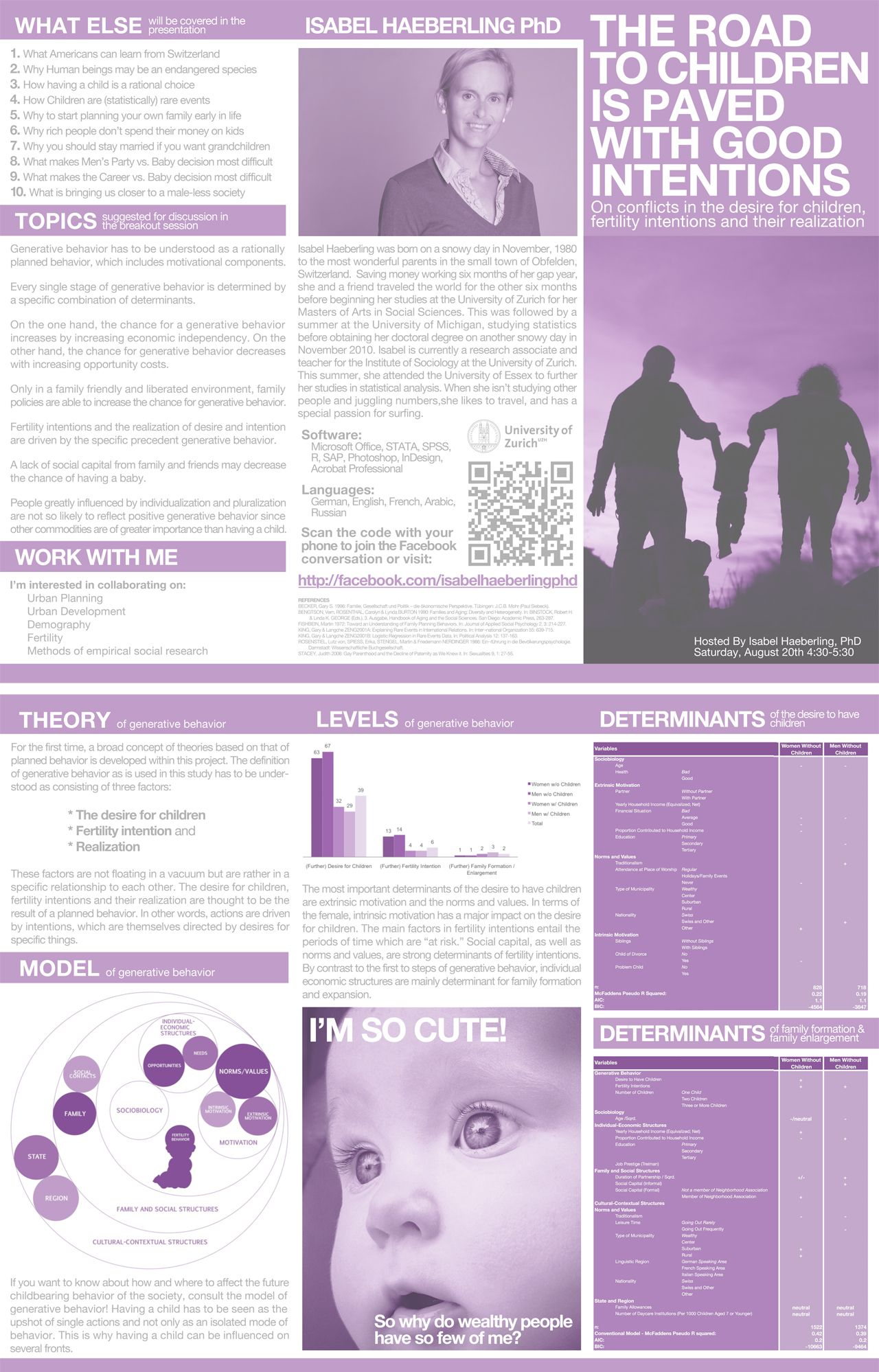 Check Out The More Like This: I Design Infographic Resumes Like This One