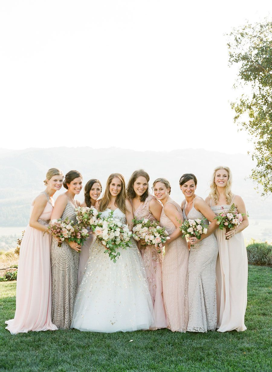 It's OK to have uneven numbers: http://www.stylemepretty.com/2016/05/31/how-to-pick-your-bridesmaids-wedding/