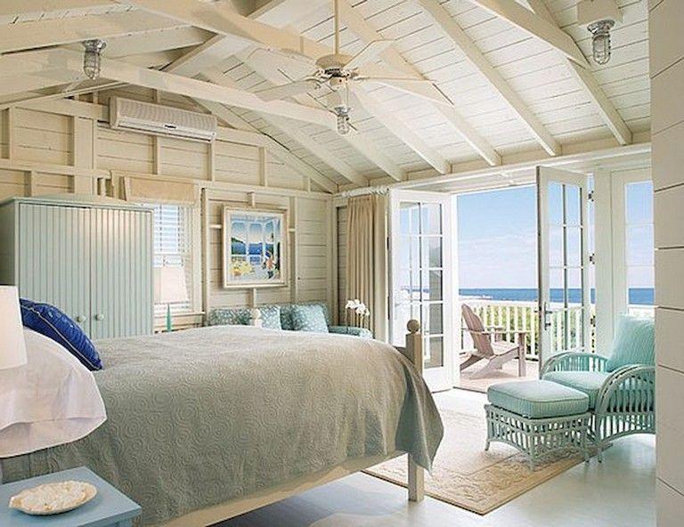 68 Cozy Modern Coastal Bedroom Decorating Ideas Page 2 Of 70