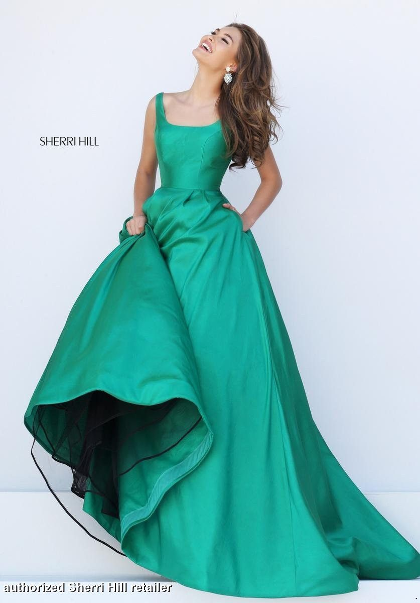 2016 Sherri Hill Prom Dress 50404 | #2 Idea\'S for RiAH | Pinterest ...