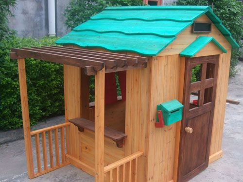 Play house layouts
