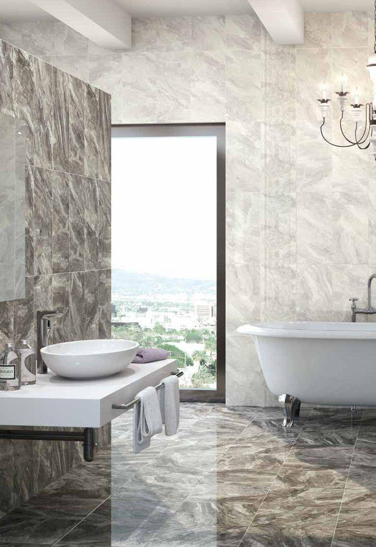 Custo Bathrooms Grey Kitchen Wall Tiles Stone Tile Bathroom Grey Wall Tiles