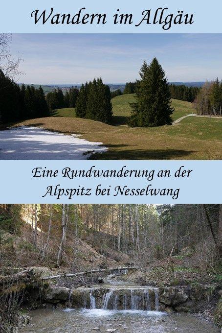 Photo of Rundwanderung an der Alpspitz – Wallfahrt, Wasserfall und Burgruine