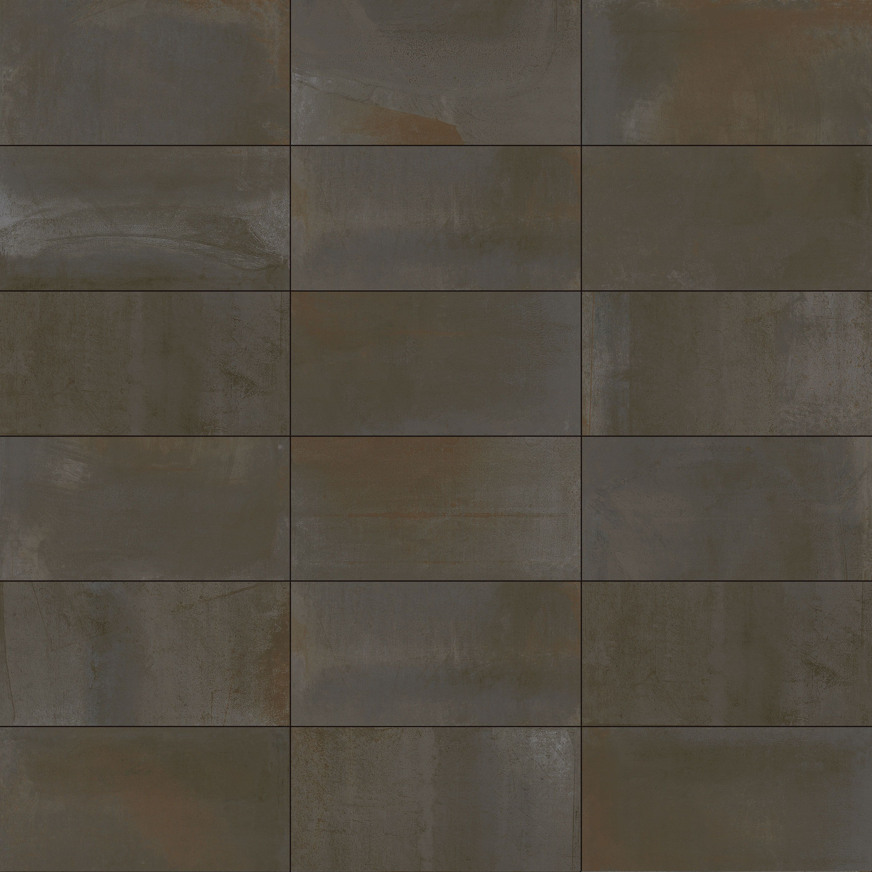 Ceramic Tiles Inspired By Rusted Metal And Cement Ceramic Tiles Rusted Metal Cement