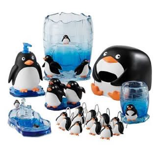 Colormate Penguins Bath Collection Penguins Pinterest Penguins