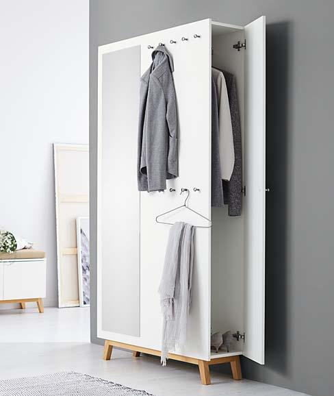 Mobel Im Nordic Design Jetzt Online Bei Tchibo Flurschrank Garderoben Eingangsbereich Eingangsbereich Mobel