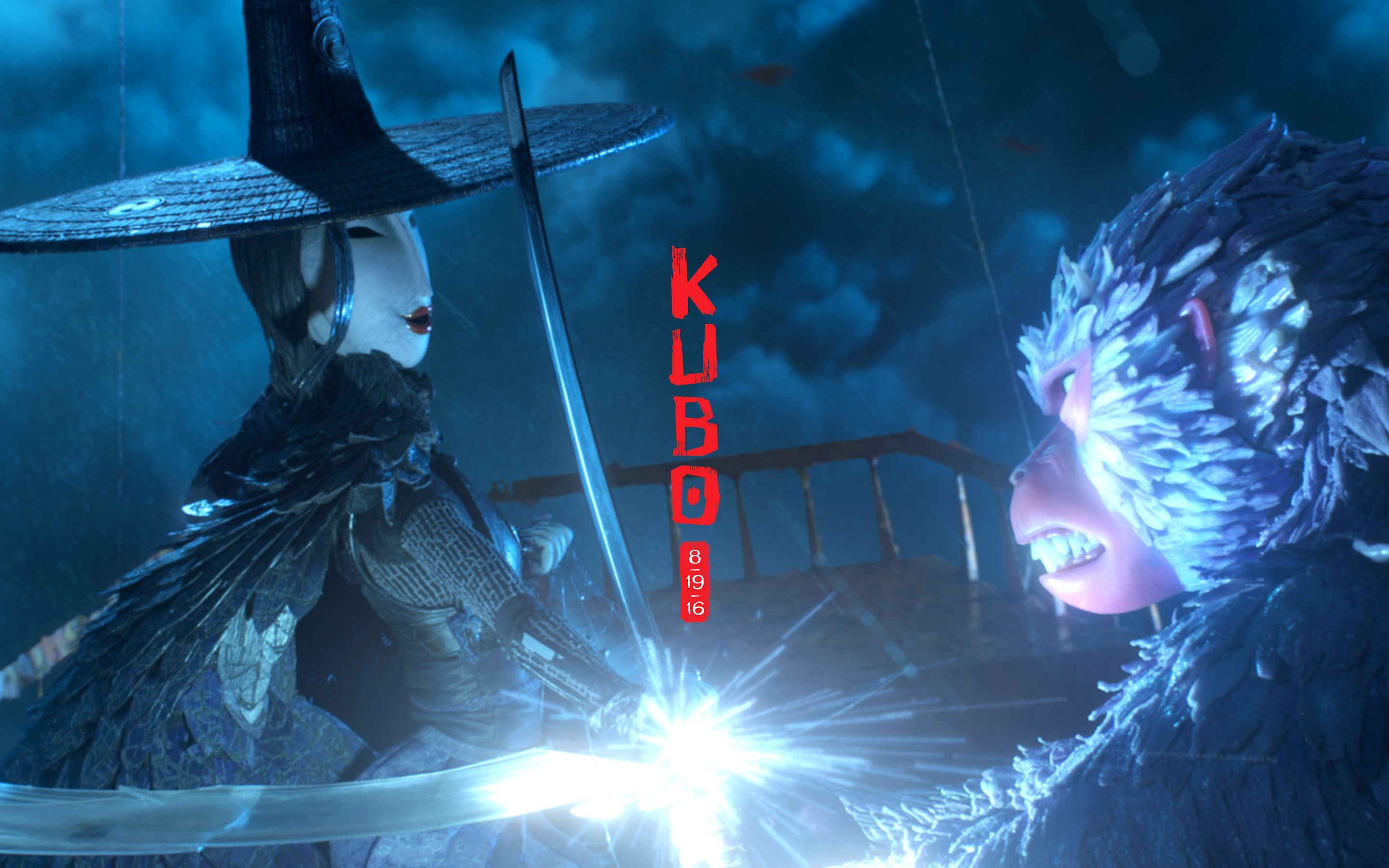 Kubo And The Two Strings Wallpaper Downloads Two By Two Stop