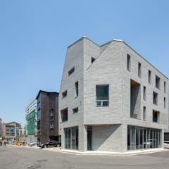 인테리어 디자인 아이디어, 내부 개조 & 리모델링 사진  작은 집 ...