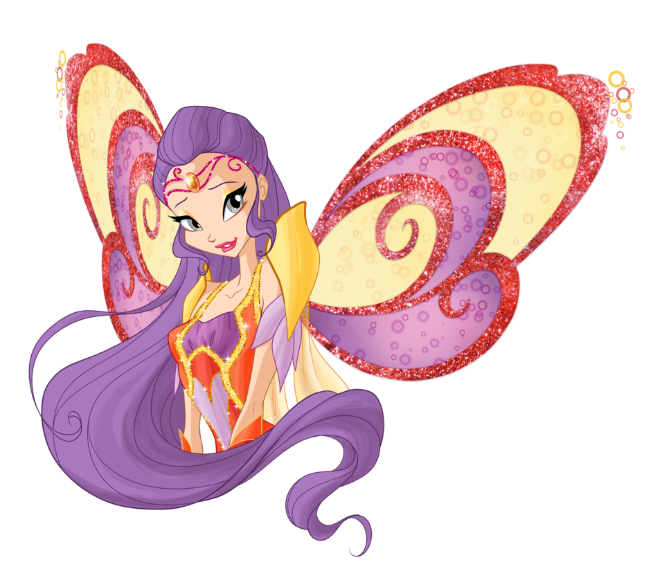 Tine bloomix winx club by forgotten by - Winx magic bloomix ...