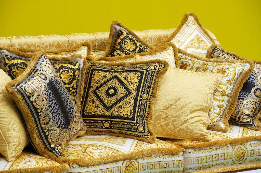 Versace Home Versace Pinterest Versace Pillows And