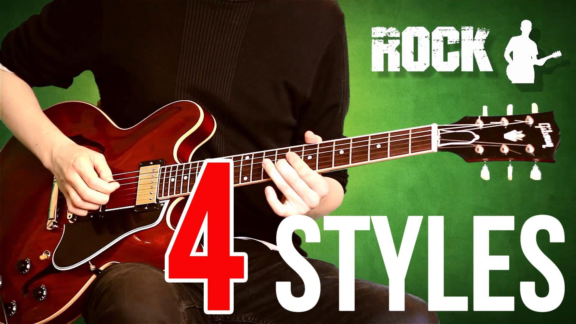 Jazz Vs Blues Vs Rock Vs Metal