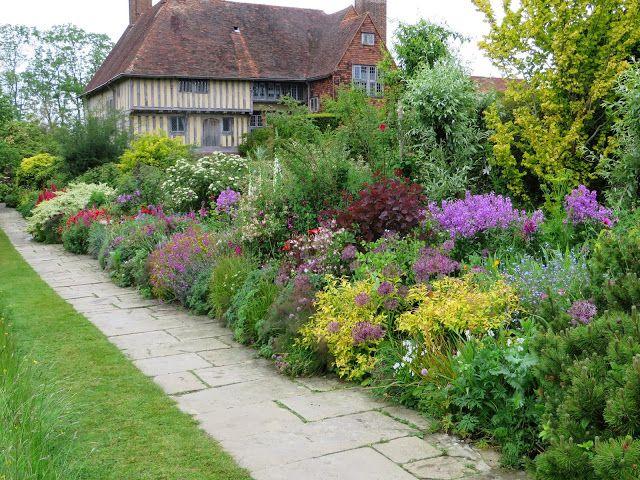 paisaje libre Cómo combinar colores en el jardín Teoría del color