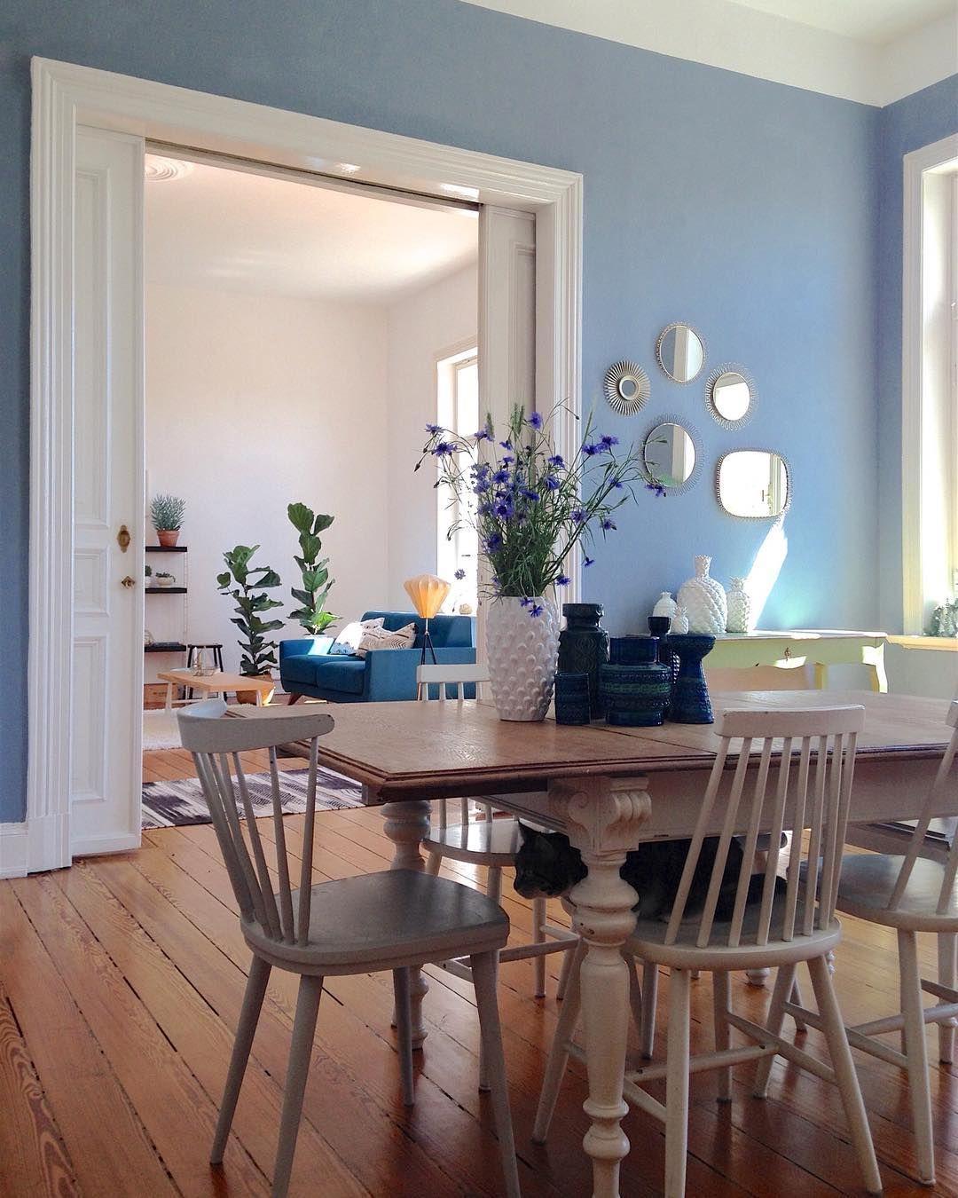 Vintage Zimmer, Küche Und Wohnzimmer Und